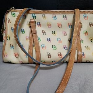 Dooney and Bourke IT barrel bag